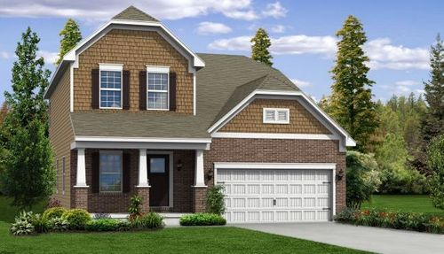 Bixby Grove by Maronda Homes in Columbus Ohio