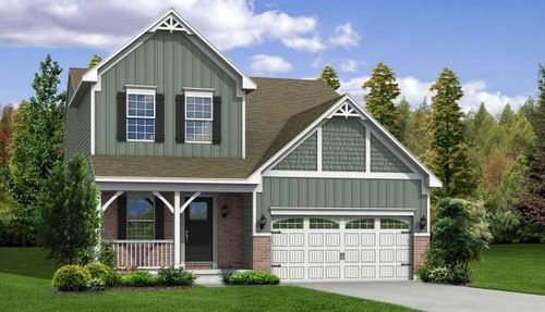 Great Oak by Maronda Homes in Columbus Ohio