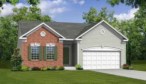 Riverbend At Scioto Landing by Maronda Homes in Columbus Ohio