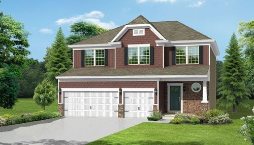 house for sale in Delaware Crossing by Maronda Homes