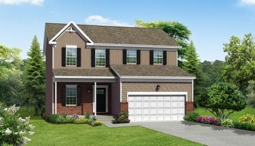 The Links At Marysville by Maronda Homes in Columbus Ohio