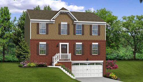 Dartmoor Estates by Maronda Homes in Pittsburgh Pennsylvania