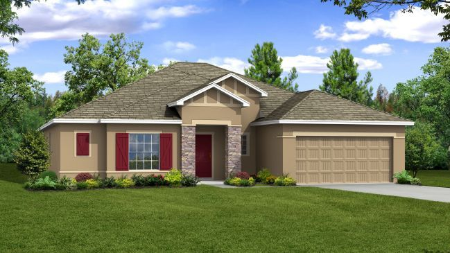 Single Family for Sale at Fountain Lake - Stratford Daytona Beach, Florida 32117 United States