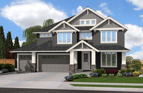Puyallup Highlands by RM Homes in Tacoma Washington