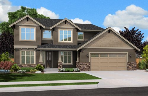 Puyallup Highlands by RM Homes in Tacoma Washington