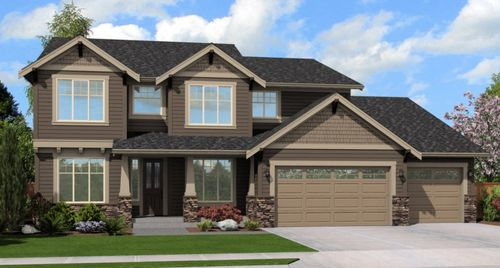 house for sale in Edgewood by RM Homes