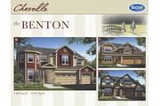 Benton - Chevalle: Chaska, MN - Mattamy Homes-MN