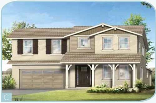 house for sale in Crosspointe by Mattamy Homes