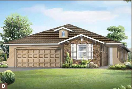 house for sale in Desert Vista in Vistancia by Mattamy Homes