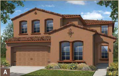 Westland Heights in Vistancia by Mattamy Homes in Phoenix-Mesa Arizona