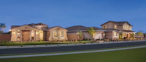 Crosspointe by Mattamy Homes in Phoenix-Mesa Arizona