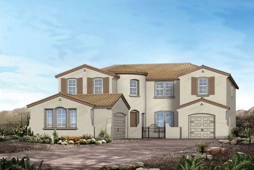 Palm Valley North by Mattamy Homes in Phoenix-Mesa Arizona