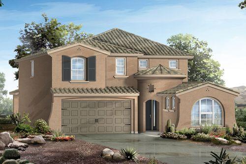Verrado by Mattamy Homes in Phoenix-Mesa Arizona