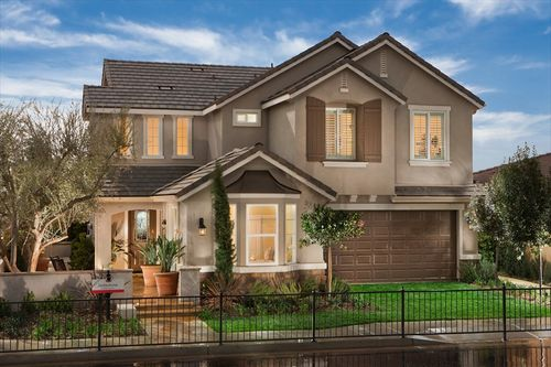 The Gallery In Clovis by McCaffrey Homes in Fresno California