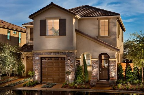 The Heights on Copper by McCaffrey Homes in Fresno California