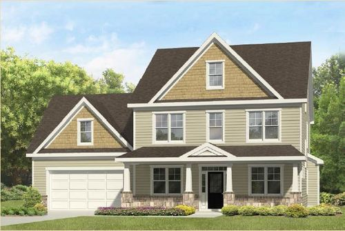 Liberty Hill at King's Grant by McKee Homes in Fayetteville North Carolina