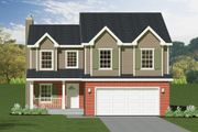 The Red Maple - Arbor Lakes: Minooka, IL - Meadowbrook Homes