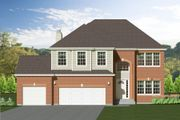 The Laurel - Arbor Lakes: Minooka, IL - Meadowbrook Homes