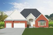 The Riverview - Arbor Lakes: Minooka, IL - Meadowbrook Homes
