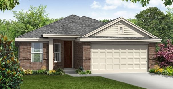 Milano - Lakecrest Village: Katy, TX - Meritage Homes