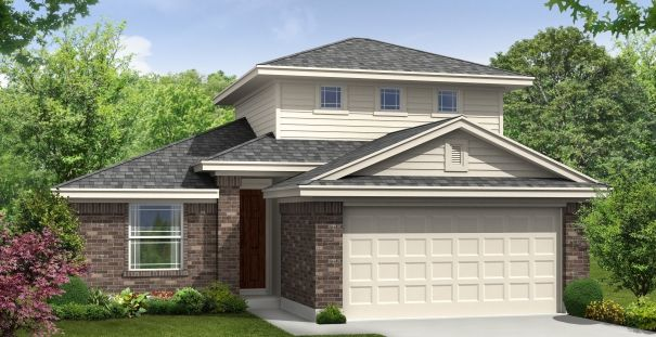 Napoli - Lakecrest Village: Katy, TX - Meritage Homes