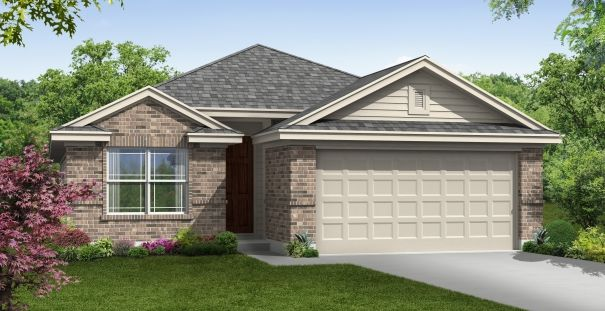Torino - Lakecrest Village: Katy, TX - Meritage Homes