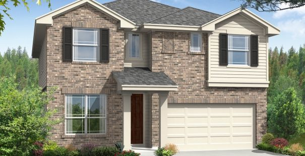 Venice - Lakecrest Village: Katy, TX - Meritage Homes