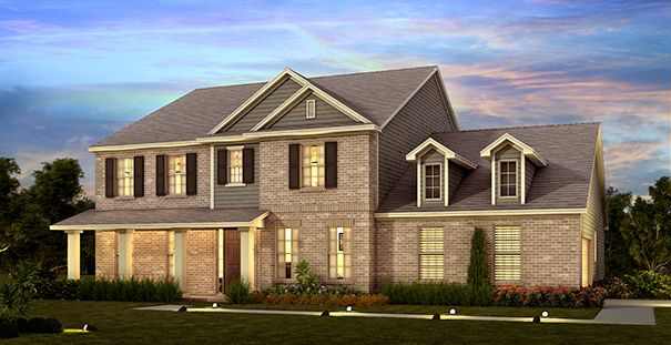 Avon - Bells Crossing: Mooresville, NC - Meritage Homes