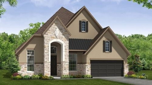 Dominion-The Sanctuary by Monterey Homes in San Antonio Texas