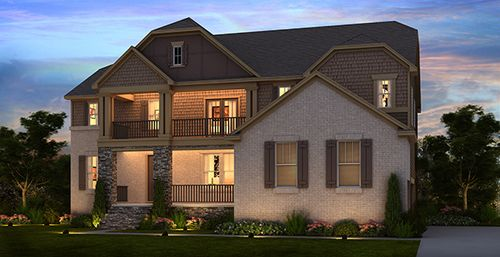 Legacy at Jordan Lake by Meritage Homes in Raleigh-Durham-Chapel Hill North Carolina