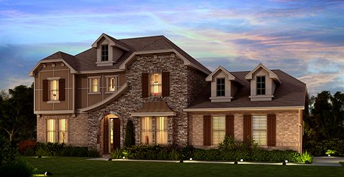 Tree Tops at Cowan's Ford by Meritage Homes in Charlotte North Carolina