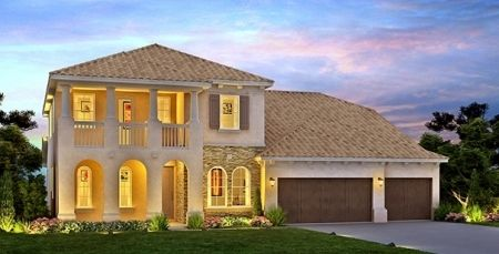 Hillandale Reserve by Meritage Homes in Tampa-St. Petersburg Florida