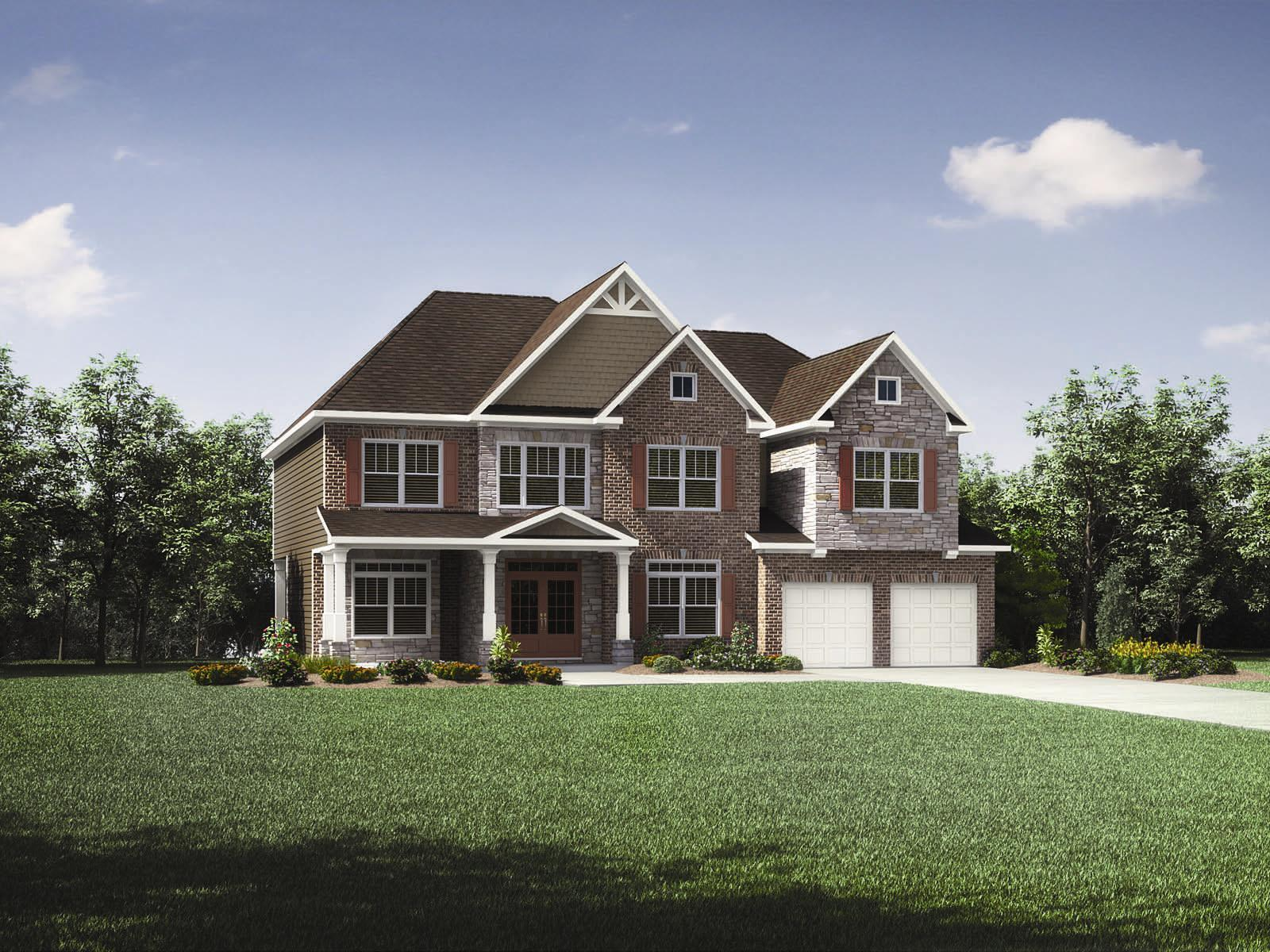 Homes For Sale In Southwind Fairburn Ga
