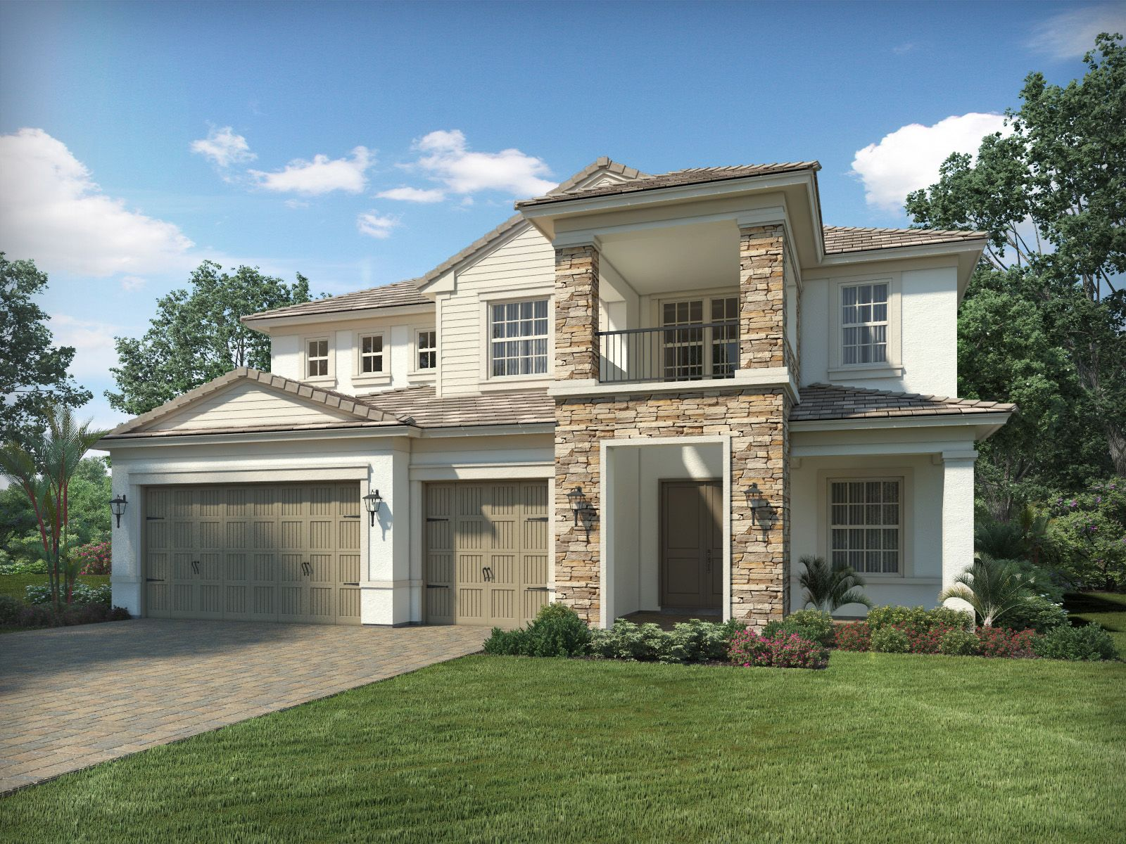 Cypress royale new homes in lake worth fl by meritage for Cypress house
