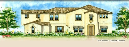 Masters Collection at Woods Valley by Michael Gregory Builders in San Diego California