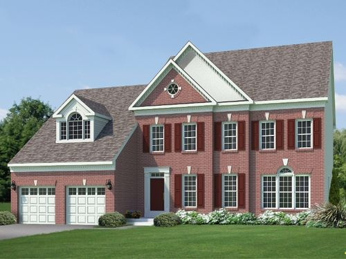 Beechtree - South Village Classic by Mid-Atlantic Builders in Washington District of Columbia