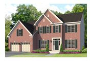 SORRENTO - The Villages of Savannah - Chatham Village: Brandywine, MD - Mid-Atlantic Builders