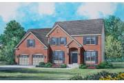 SORRENTO - Enterprise Estates at Woodmore: Bowie, MD - Mid-Atlantic Builders