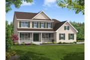 Brittany - The Reserve at New Windsor: New Windsor, NY - Millennium Homes