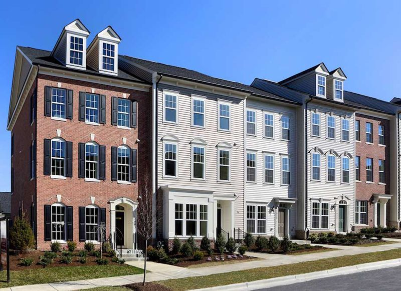 Dickerson new homes topix for Winchester homes cabin branch townhomes