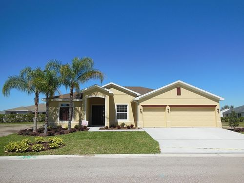 The Villages at Cypress Creek by Miller Florida Homes in Tampa-St. Petersburg Florida