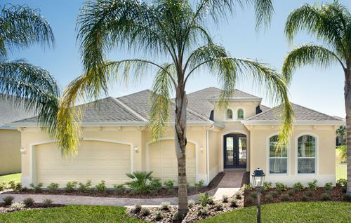 Sun City by Minto Communities in Tampa-St. Petersburg Florida