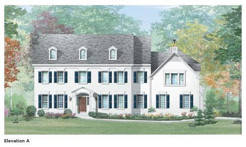 Long Meadows at Davis Mill by Mitchell & Best Homebuilders in Washington District of Columbia