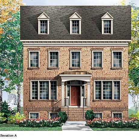 Maple Lawn by Mitchell & Best Homebuilders in Baltimore Maryland