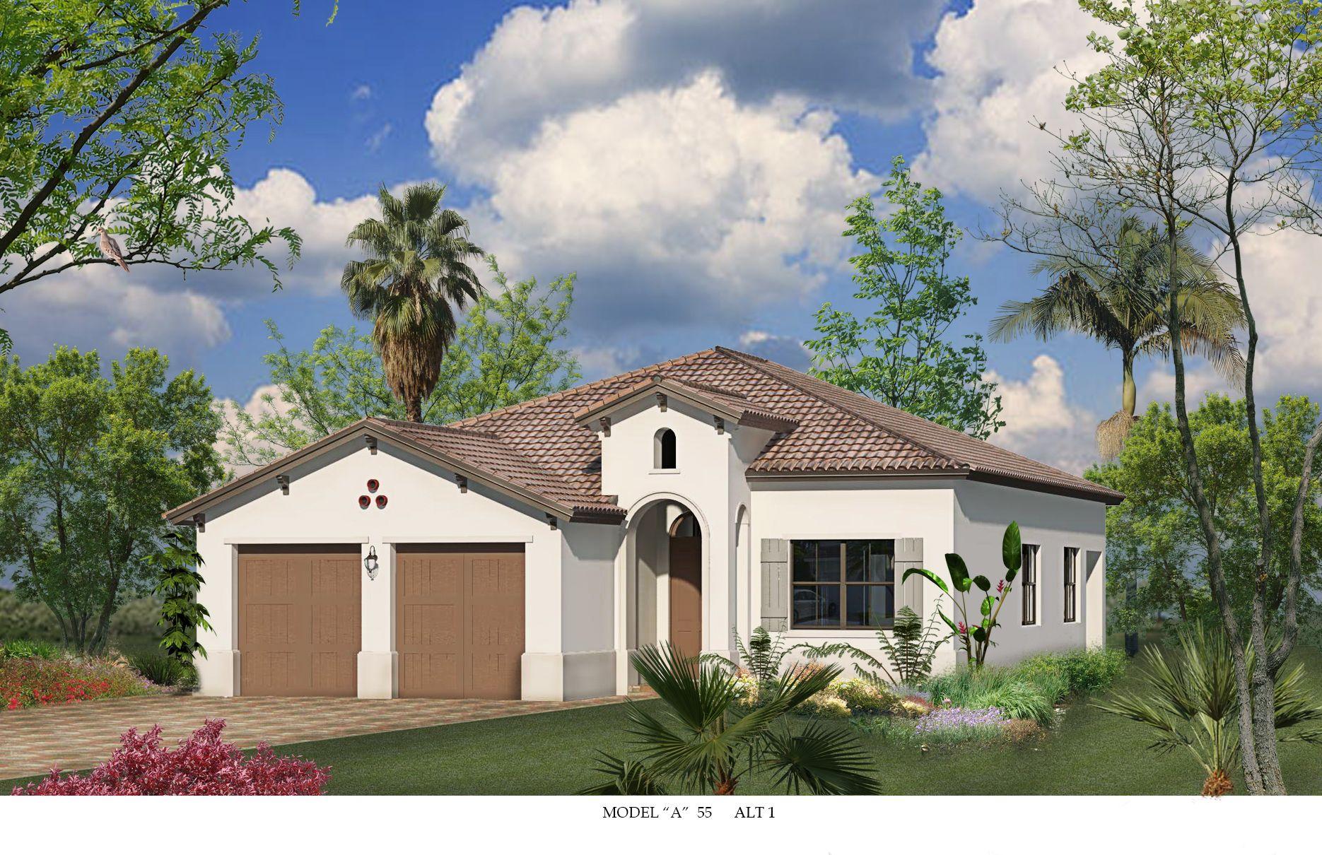 Single Family for Sale at Maple Ridge At Ave Maria - Almanor 5000 Avila Avenue Naples, Florida 34117 United States