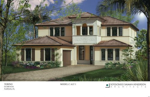 house for sale in Torino at Grey Oaks by CC Devco
