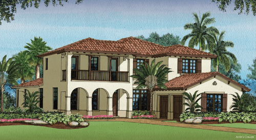 Traditions at Grey Oaks by CC Devco in Naples Florida
