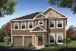 Hubbard Falls by Mattamy Homes in Charlotte North Carolina