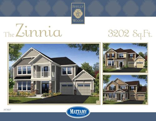 Shelly Woods by Mattamy Homes in Greenville-Spartanburg South Carolina