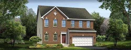 Westfields - Hometown Collection by Ryan Homes in Hagerstown Maryland